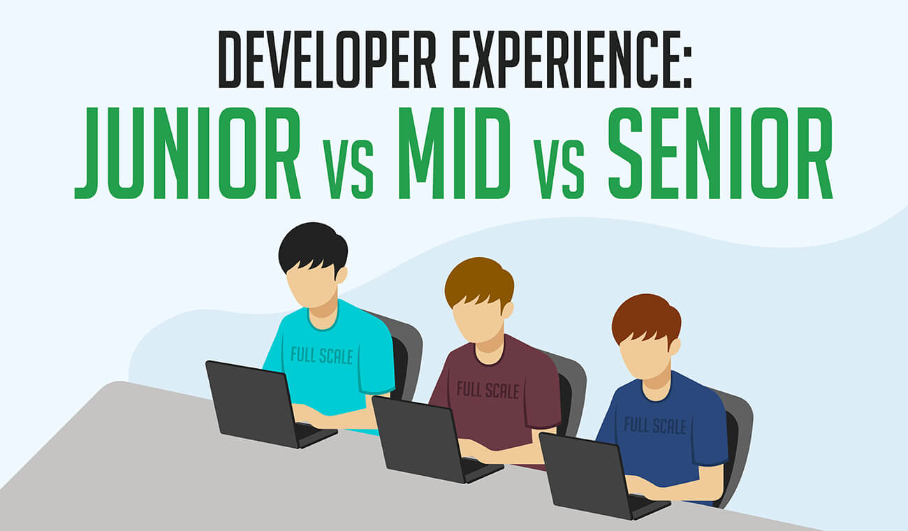 How to Step Up as a Junior, Mid Level or a Senior Developer?